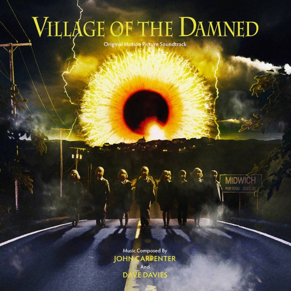 Village of The Damned (Original motion picture soundtrack) Ed. Limitada RSD 2021