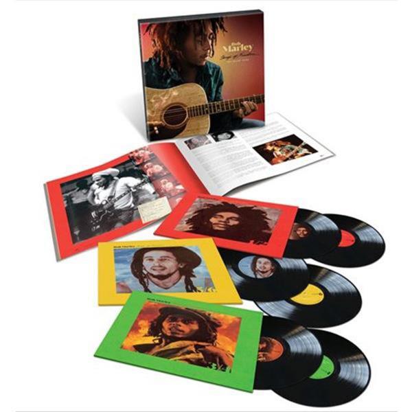 Songs of Freedom / The Island Years 6Lp Box Ed. Limitada