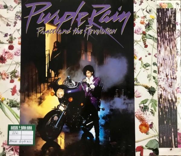 Purple Rain Lp Segunda mano