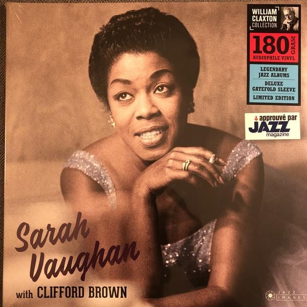 Sarah Vaughan with Clifford Brown Lp