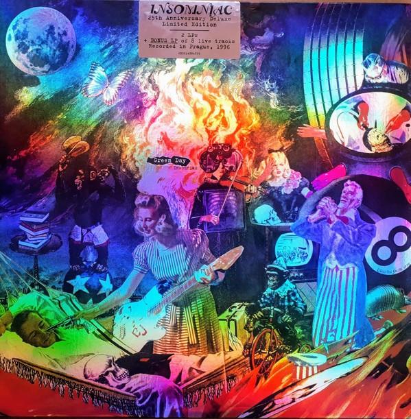 Insomniac 2Lp Ed. Deluxe25 Aniversario