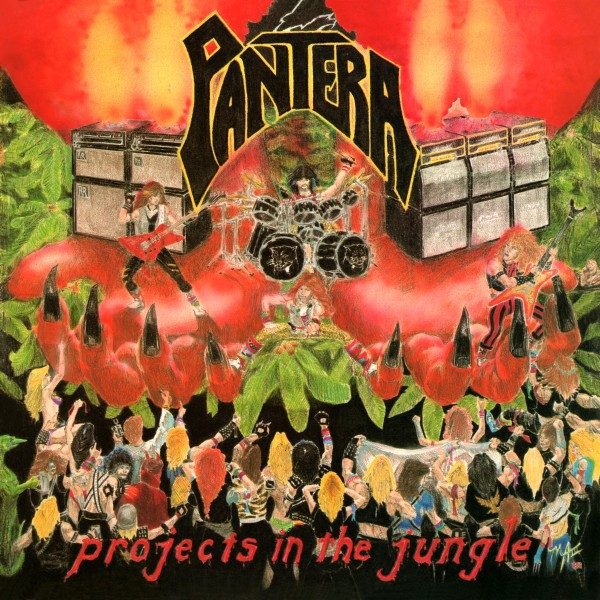 Projects in the Jungle Lp