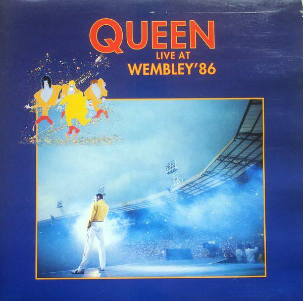 Live at Wembley '86 2Lp