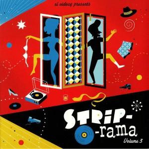 Strip-O-Rama Vol. 3 Lp+Cd