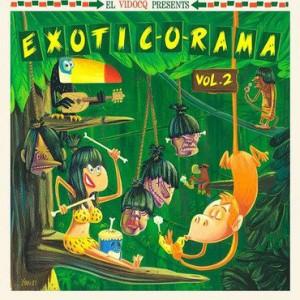 Exotic-O-Rama Vol. 2 Lp+Cd
