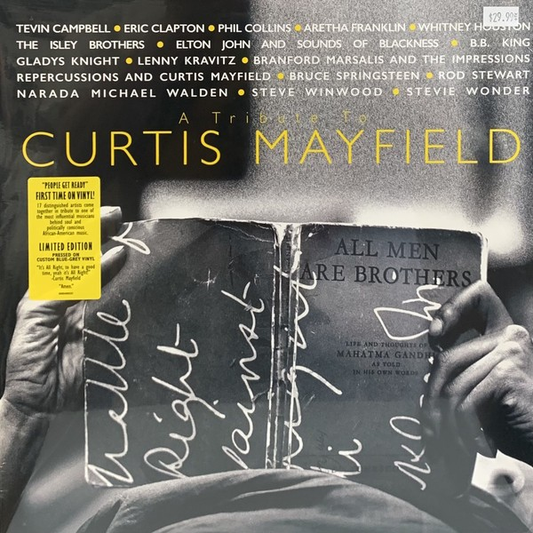 A Tribute to Curtis Mayfield 2Lp RSD 2021