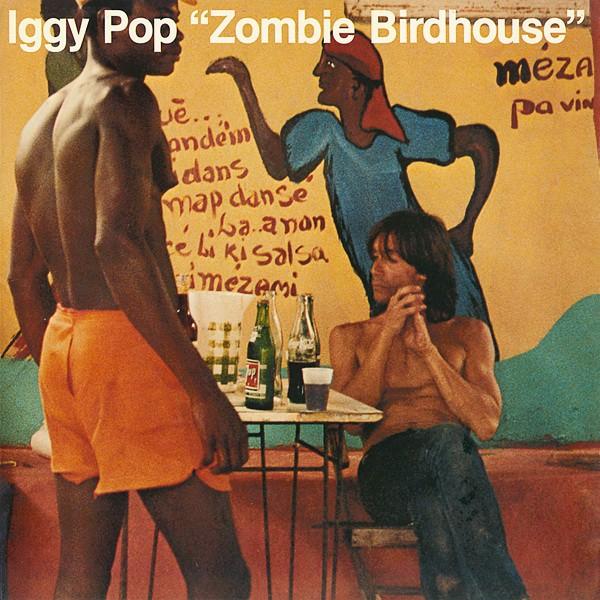 Zombie birdhouse Lp
