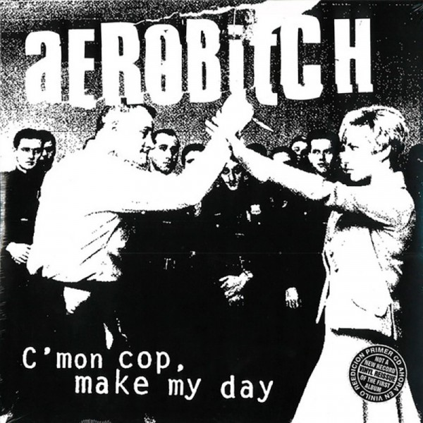 "C'mon cop, make my day 10"" Lp Ed. Limitada RSD 2021"
