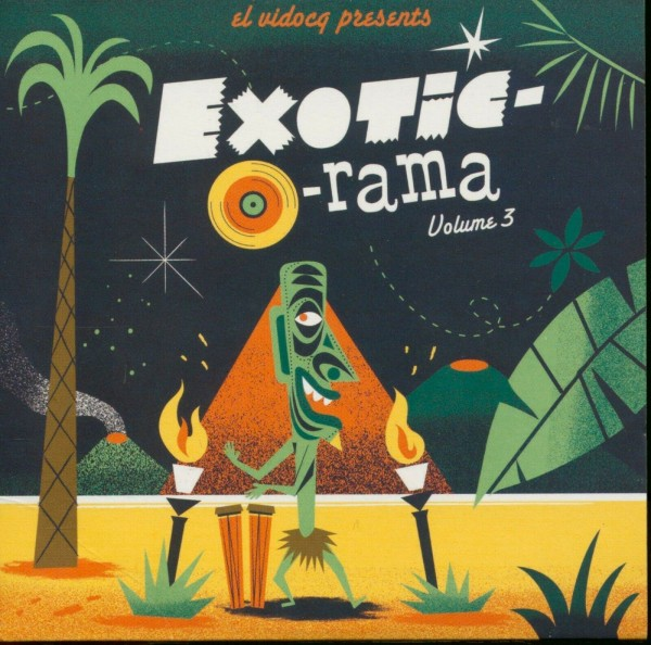 Exotic-O-Rama Vol. 3 Lp+Cd