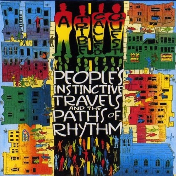 People's instinctive travels and the paths of rhythm Lp