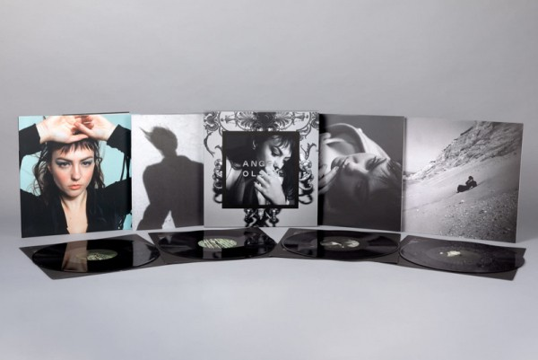 Song of the lark and other far memories 4Lp Box