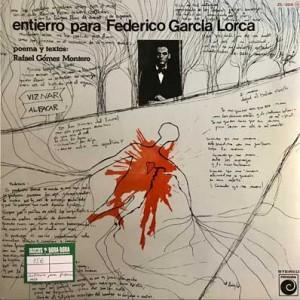 Entierro Para Federico Garcia Lorca Lp Segunda mano