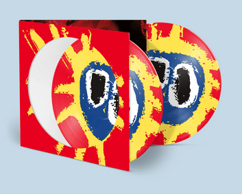 Screamadelica 2Lp Ed. Limitada Picture Disc