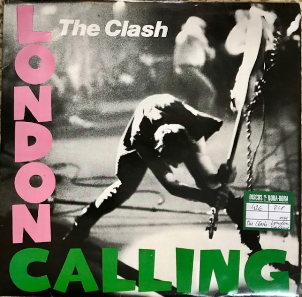 London Calling 2Lp Segunda mano