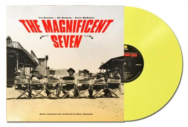 The Magnificent Seven Lp Ed. Limitada