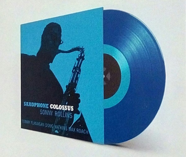 Saxophone colossus Lp Ed. Limitada