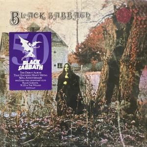 Black Sabbath Lp 50 aniversario