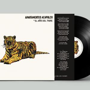*El Año del Tigre Lp