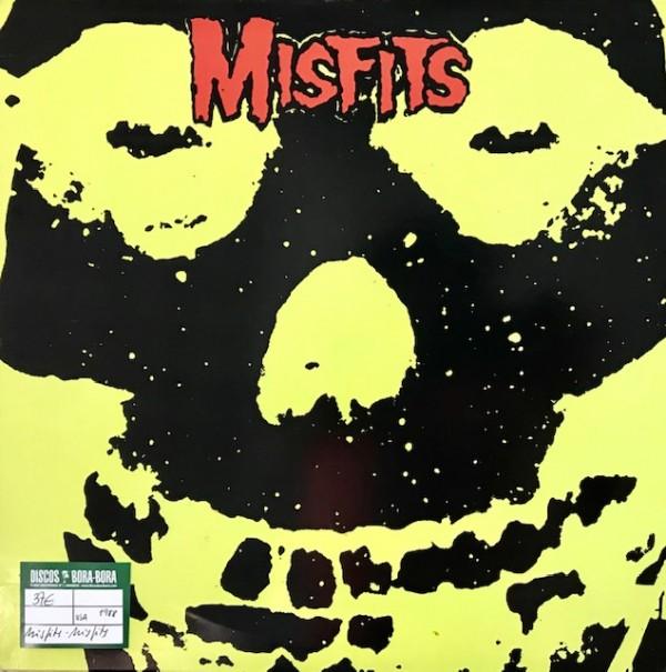 Misfits Lp Segunda mano